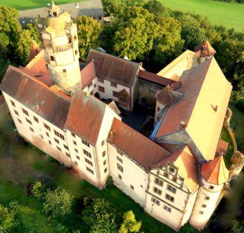 Bild vom Sprudelhof in Bad Nauheim